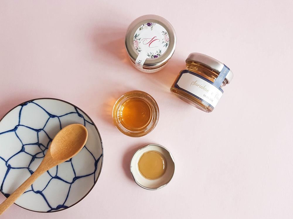 Honey | ของชำร่วย น้ำผึ้งในขวดแก้ว